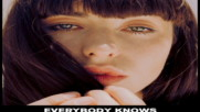 Kimbra - Everybody Knows (Lyric Video) (Оfficial video)