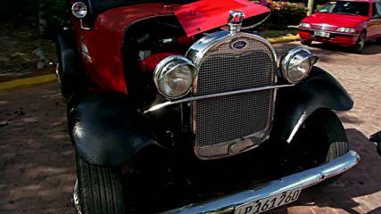 """""""Форд"""" от 1937г. с руски части (""""Без багаж"""" еп.73 трейлър)"""