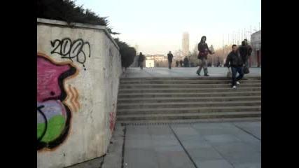 Cetkata* - Wall Flip С 2 Крачки