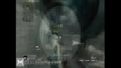 Call Of Duty 4 - Sniper Montage Ii