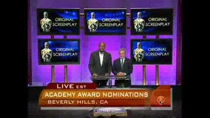 Номинациите За Оскар За 2009 Година