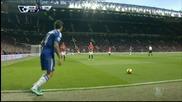 Разширен ВИДЕО репортаж от Юнайтед-Челси 1:1
