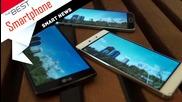 Galaxy S6 срещу LG G4 срещу Huawei P8
