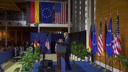 Германия: Обама съобщи за разполагането на 250 американски военни в Сирия