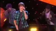 Justin Bieber on Ellen Show