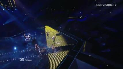 Беларус / Litesound - We Are The Heroes / Live - Евровизия 2012