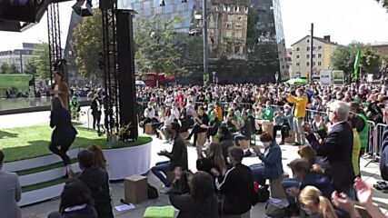 Germany: Greens want to create 'Society and Diversity Ministry' says Baerbock at Freiburg rally