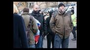 Sioe Протест - Англия/хароус 13.12.09г.