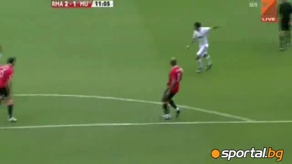 Реал (мадрид) - Манчестър Юнайтед 3:2 ( мач на звездите 03.06.2012 )