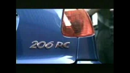 Пежо 206 Rc