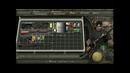 Resident Evil 4 - Замъкът на Салазар - 1 част