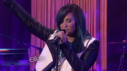Live - Demi Lovato - Neon Lights