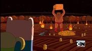Adventure Time - Време за Приключения - Сезон 6 пизод 27 - The Visitor