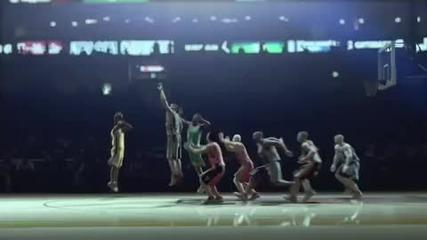 NBA 2k10 Kobe Take Over TV Commercial