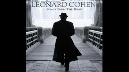 Leonard Cohen - Lover, lover, lover