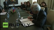Russia: Kirchner inks key nuclear fuel deal in Moscow