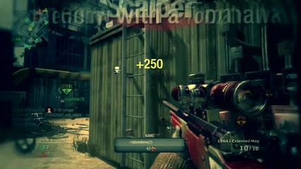 Call of Duty Black ops Sniper montage 3