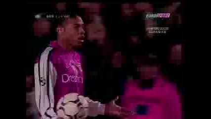 Henry Goal Vs. Valencia
