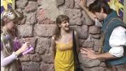 Rapunzel and Flynn Rider Magic Kingdom Wdw