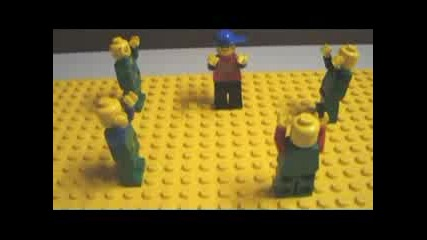 Lego Break Dance