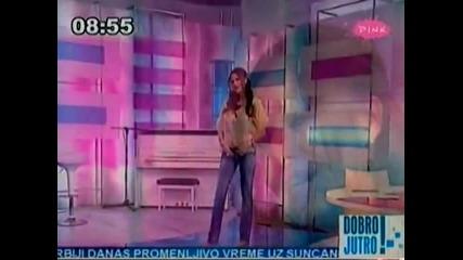 Ceca - Trula visnja - Jutarnji program - (TV Pink 2011)