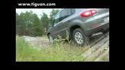 Volkswagen Tiguan In Action