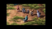 Храбрият гълъб - Бг Аудио ( Високо Качество ) Част 1 (2005)