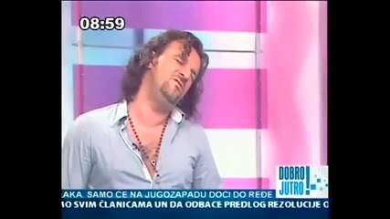 Aca Lukas - Nisam preziveo - Jutarnji program - (TV Pink)
