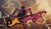 Роботи музиканти забиват здрав метъл