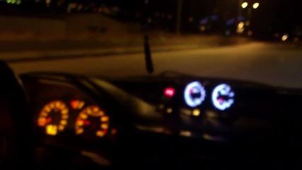Peugeot 106 R Turbo се изтрелва до 200