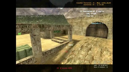 Catch Mod Tutorial by extreme Runners catch dust2