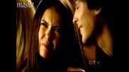 *деймън и Елена *ти си моята слънчева любов*damon and Elena*the vampire diaries*