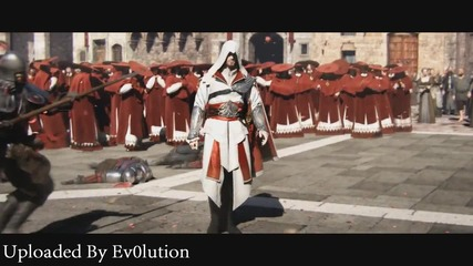 Hd Assassins Creed Brotherhood E3 Trailer