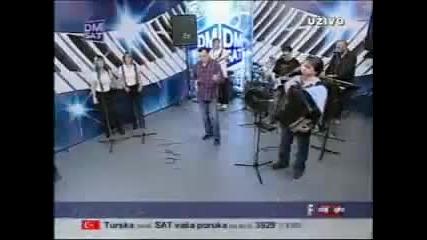 Halid Beslic - Necu Necu Dijamante - (Live) - Sto Da Ne Show - (TV DM)