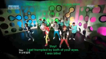 Shinee - Jojo (korean + Eng Subs Live)