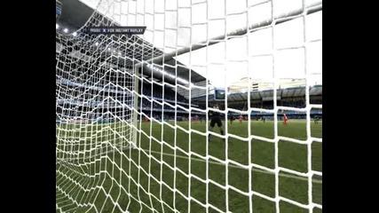 Компилация от голове на Fifa 12 с Челси - 2