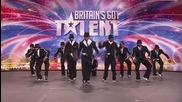 Невероятни Танцьори Britains Got Talent 2010
