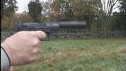 Walther P22 със заглушител