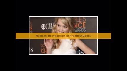 Peoples Choice Awards 2010 ( Megan Park )