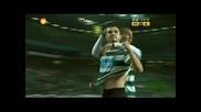 2 гола на Валери Божинов 24.10.2011. Спортинг Лисабон - Жил Висенте (6:1)