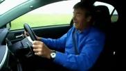 345 Fifth Gear - Mitsubishi Evo X Fq300 Vs. Subaru Impreza Wrx Sti