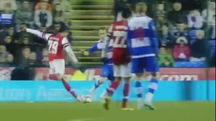 Arsenal Falling Inside The Black