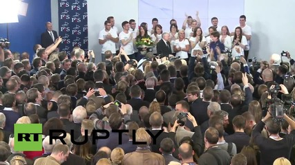 Poland: Eurosceptic Law and Justice Party win majority in Parliamentary elections