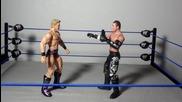 Chris Jericho returns to Monday Night Raw - Action Figure Showdown (loserkings007)