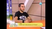 Рафи Бохосян за X - Factor България