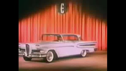 Live Auction - 1958 Ford Edsel Pacel