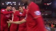 Ливърпул - Манчестър Сити 3:0 /Висша Лига, 28-и кръг/