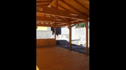 Фирма за дървени навеси, беседки и покривни конструкции - Хамър Билд Еоод - гр. София