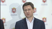 Russia: Crimea will have power for summer holiday season - Energy Minister Novak
