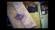 Ministry of Magic - Marauder's Map